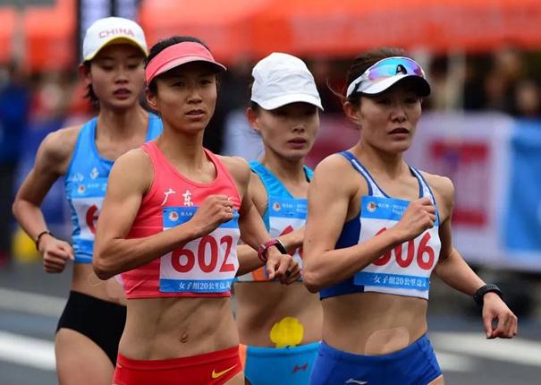 2021年全國競走錦標賽收官 東京奧運中國競走大名單出爐