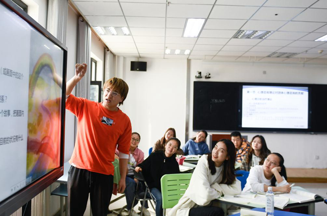 青海:智慧教室引領高效學習